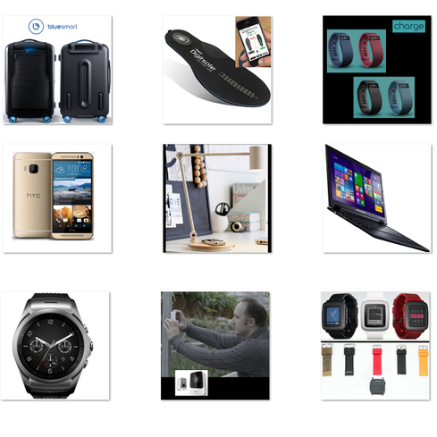 Smartwatches, Ultra-Thin Notebooks, Odd IoT: Gadgets For Spring