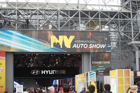 New York Auto Show: Cool Cars With Hot Tech