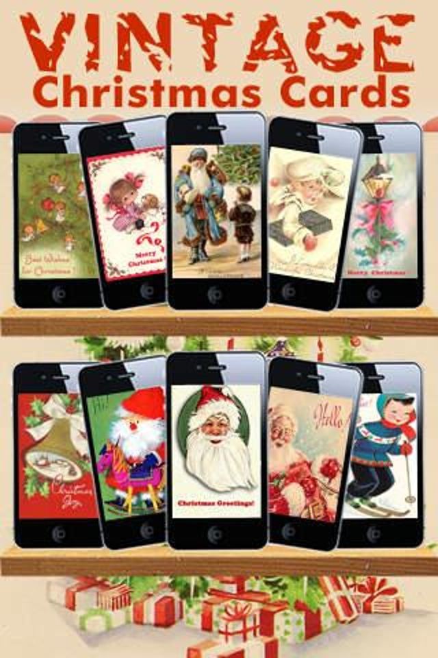 Vintage Christmas eCards Let You Send Some Cheer ($.99)