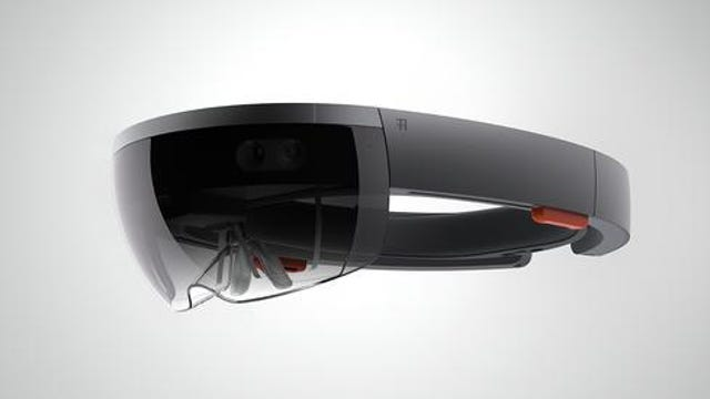 HoloLens Goes Out Of This World