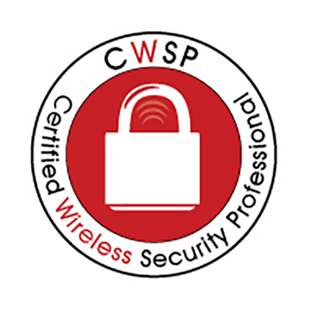 CWNP is a non-profit organization that sets the IT industry standard for vendor-neutral enterprise Wi-Fi certification and tr