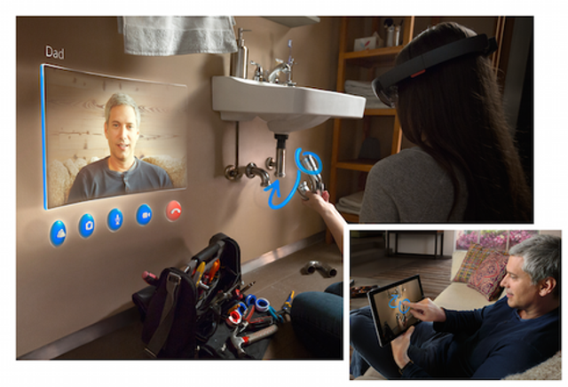 Windows Holographic: Open To Outside Vendors