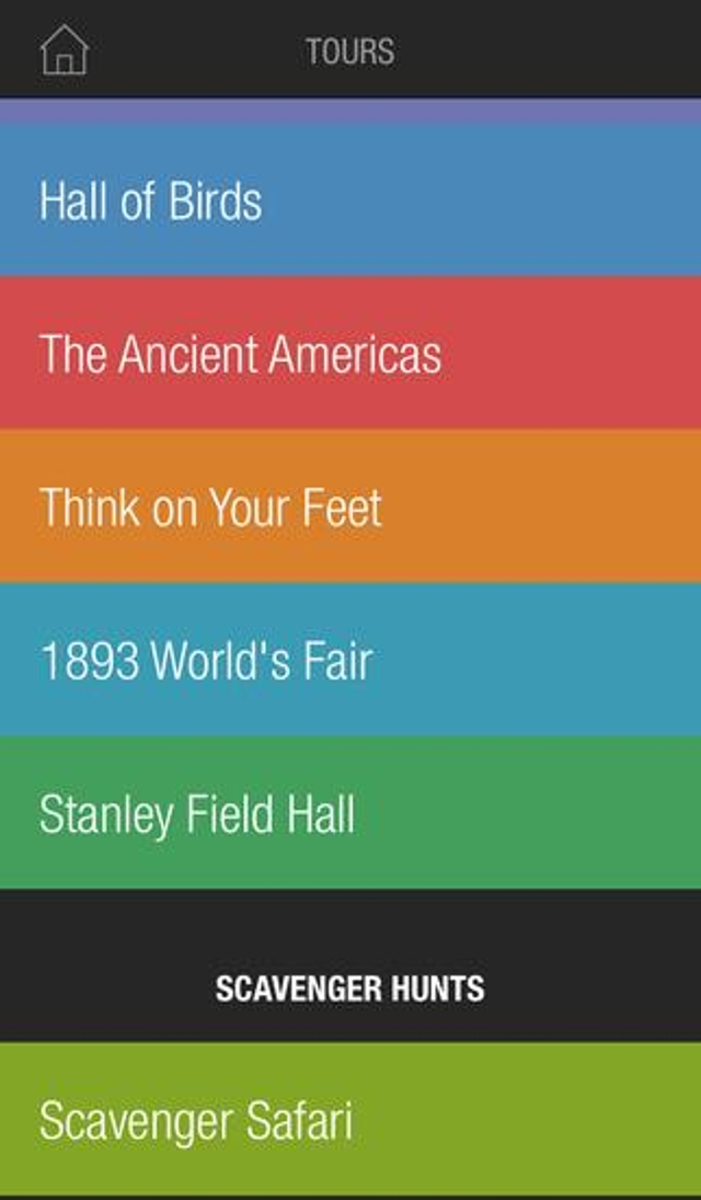 Chicago's Field Museum App Lets You Share