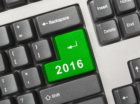 Hot Tech Trends To Watch In 2016