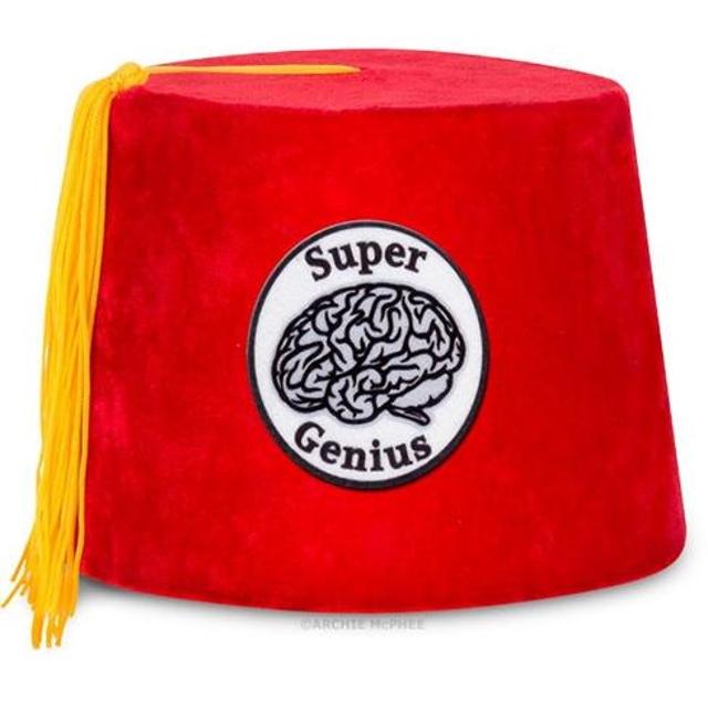 """""""Super Genius"""" Fez"""
