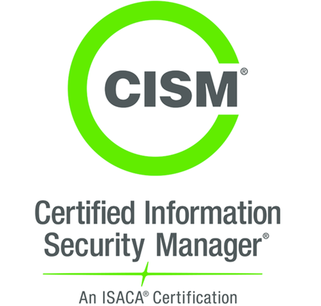 Information Systems Audit and Control Association (ISACA) certifications are globally accepted and recognized, and are known