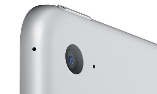More megapixels, pleaseThe last few iPads have come equipped with a 5-MP camera. Meanwhile, the last few generations of iPhon