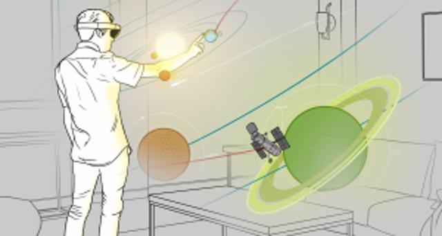 "Microsoft: ""We Want Your HoloLens App Ideas"""