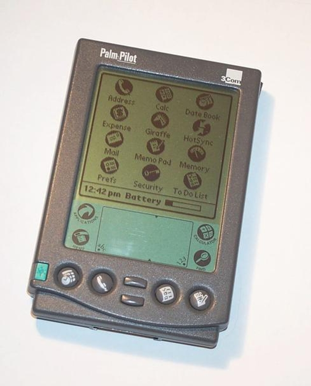 PalmPilot: Where It All Began