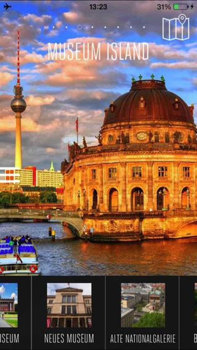 A Sense Of Berlin's Museum Island Complex