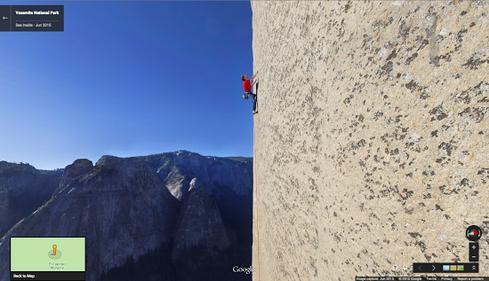 10 Wildest Google Street View Adventures