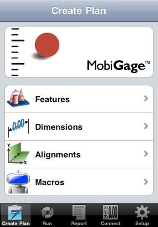 MobiGage NDI Automates Inspection ($999.99)