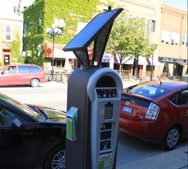1. Smart Parking