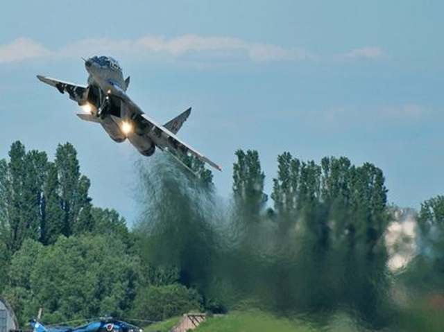 Increasing frequency of his MiG-29 strafing runs over Microsoft's Silicon Valley campus.