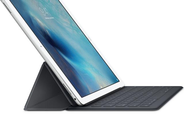 Pro: Smart Keyboard