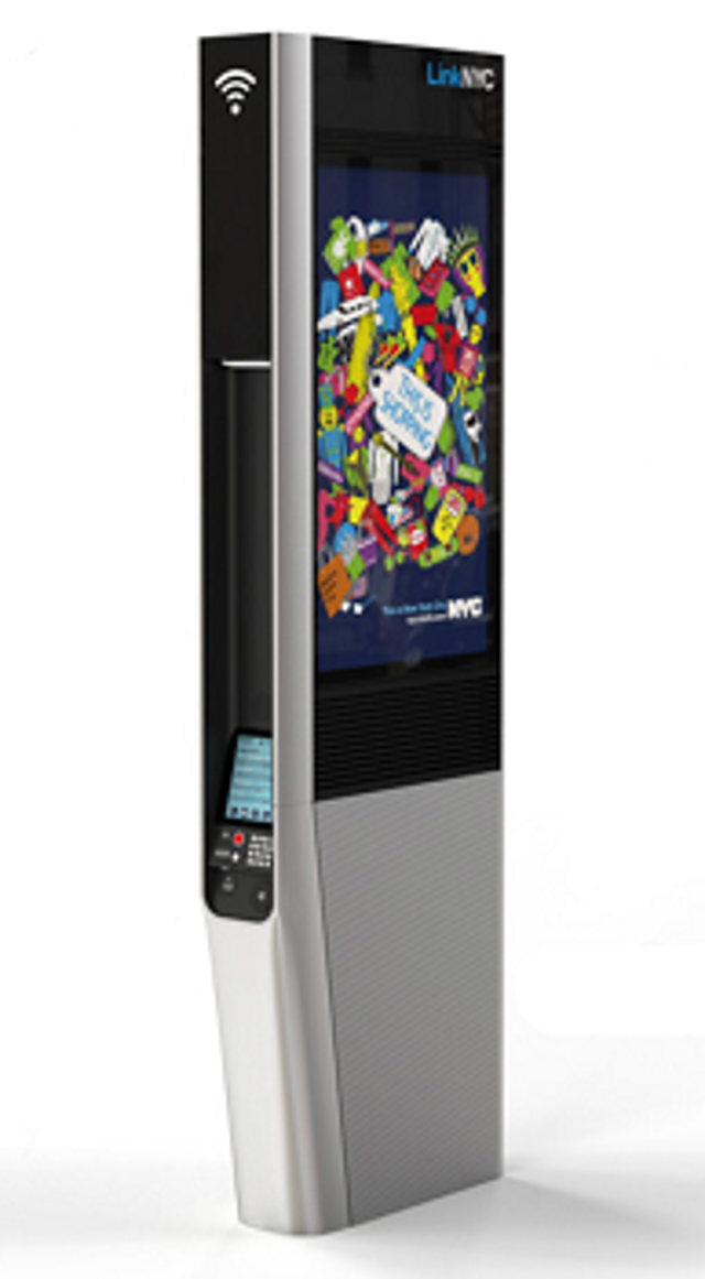 LinkNYC Takes Pay Phone Concept Into The Future
