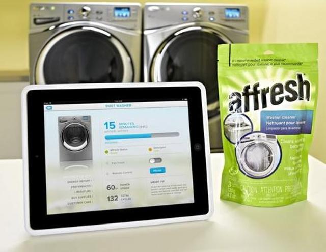 Smart Washer/Dryer