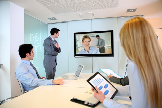 3. Video systems in conference rooms