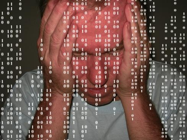 Sensitive Information May Be Compromised