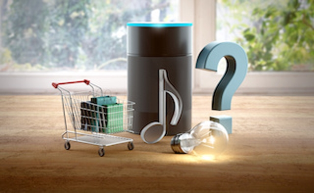 3. Decide Whether You Want to Shop By Voice