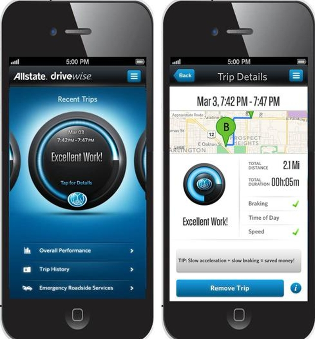 Allstate Gives Auto Insurance Telematics A Mobile Twist