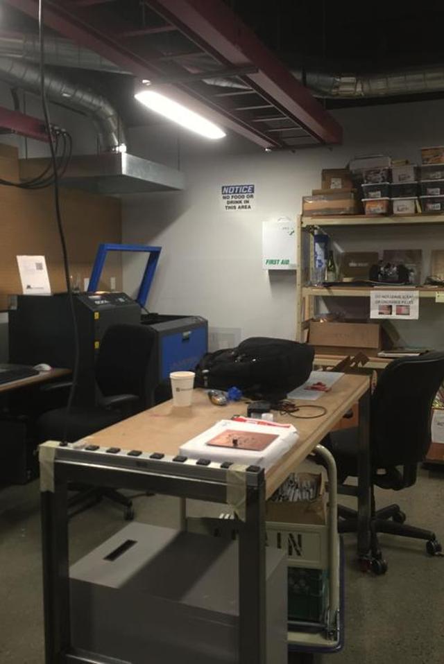 Advanced Maker Garage