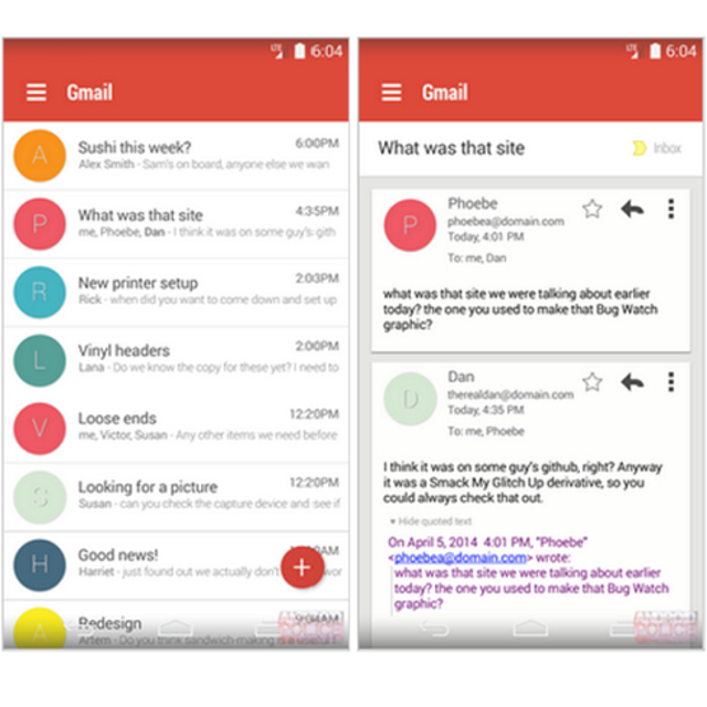 Android 5 and HeraNever mind Android 4.5 and its possibly ho-hum design tweaks. Android 5.0, which could feature enhancements