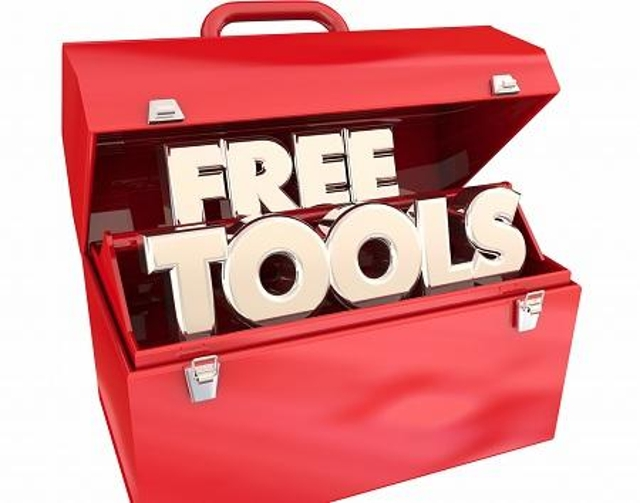 Free and Low-Cost Tools