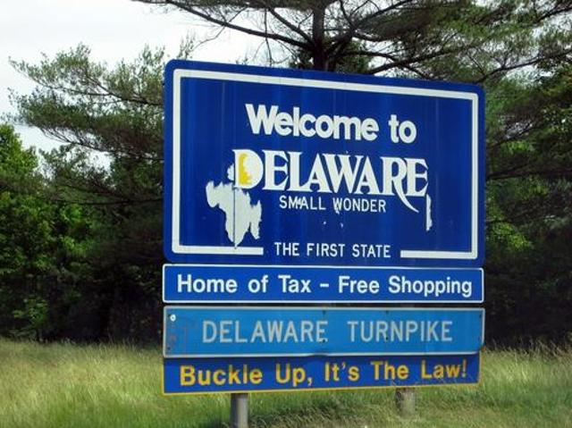 Worst: Delaware