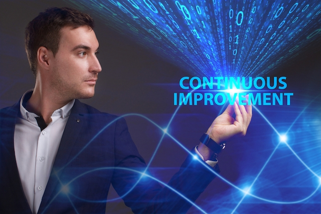 6. Follow-up and continuous improvement