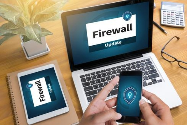 Use Firewalls to Monitor Outbound Traffic