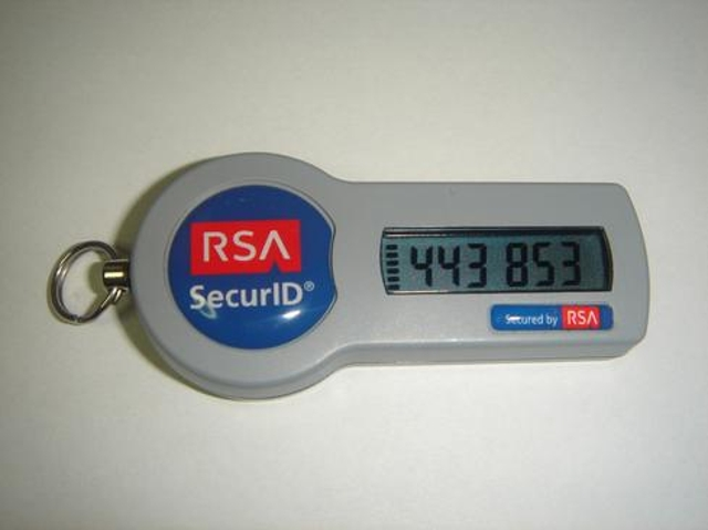 RSA SecurID Breach
