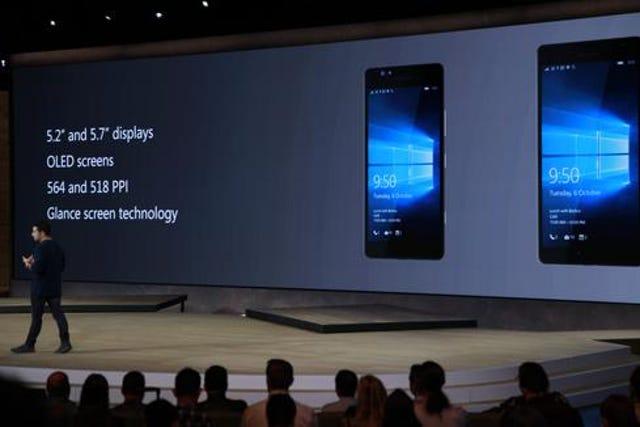 Lumia 950, 950 XL
