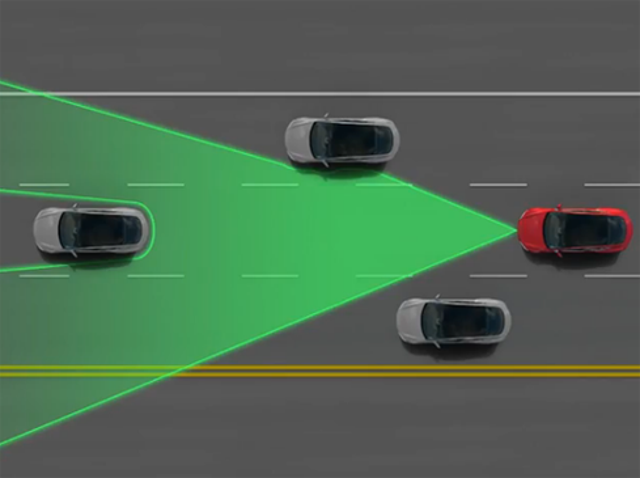 Tesla Model DWhile the Google Self-Driving Car project rolls ahead, car makers are racing to add advanced automation feature