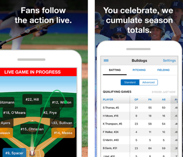 GameChanger Baseball & Softball Scorekeeping