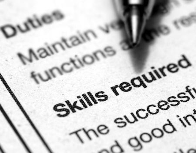 New Skills Needed, New Strategies To Get Them