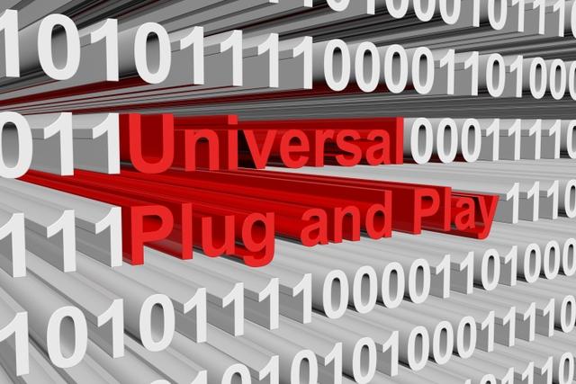Disable Universal Plug and Play