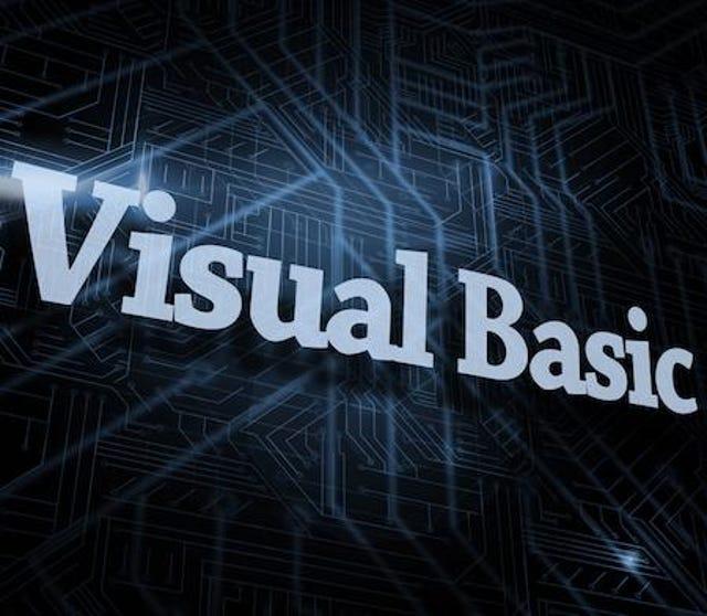 Start With Visual Basic/VBA