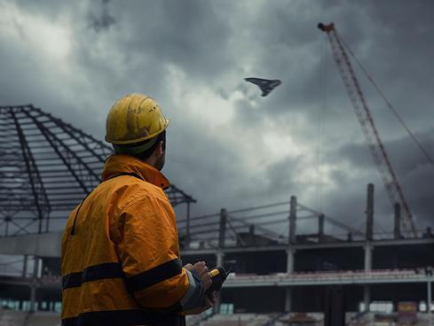 Domestic Drones: 5 Non-Military Uses