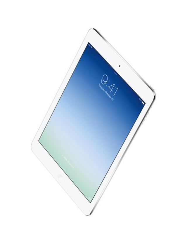 iPad Air: Still the top pure tablet?