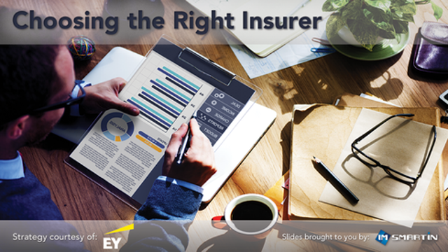 Choosing the Right Insurer