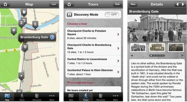 Take A Tour Of The Berlin Wall, For Free (Free, Duh)