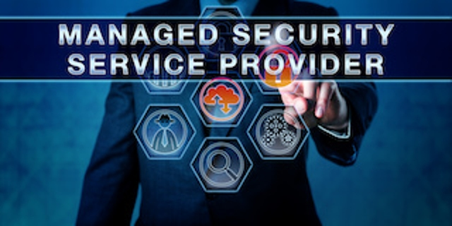 Consider a Managed Security Service Provider