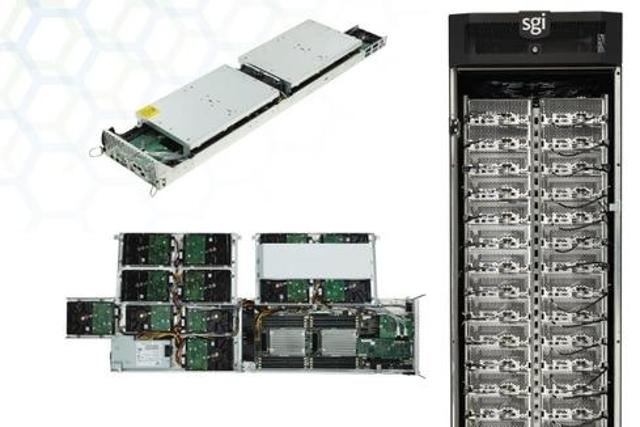 SGI delivers maximum computing power.