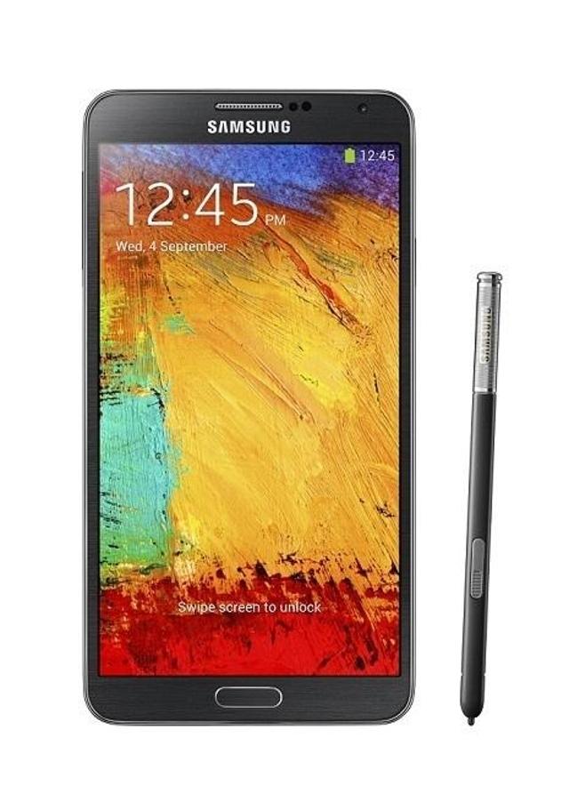 Plus-size Galaxy tablet