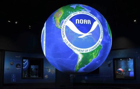 Meet NOAA's Unique 3D Weather Tool