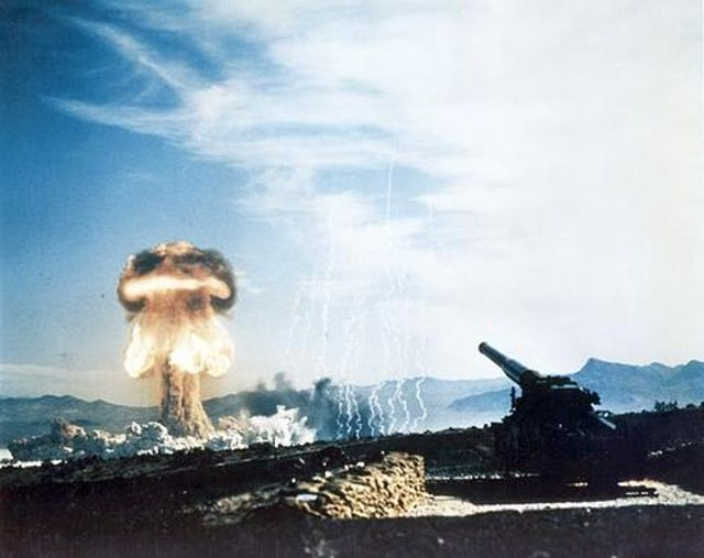 Down to Earth: tactical nuclear weapons and atomic oopsies