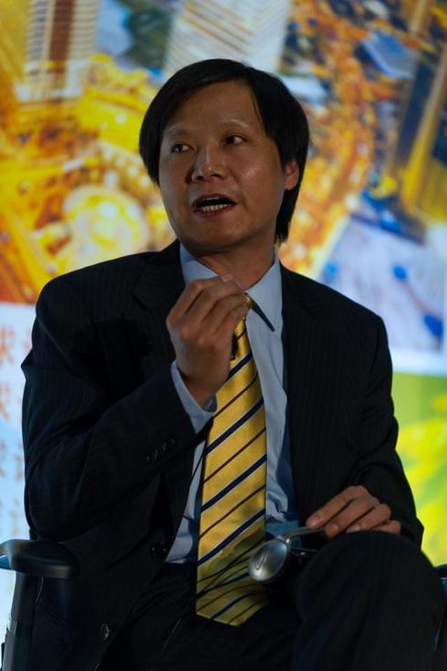10. Lei Jun, Xiaomi CEO