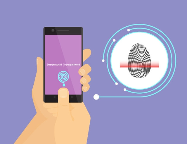 Biometrics in Everyone's Hand Making Good Security Easy for Users