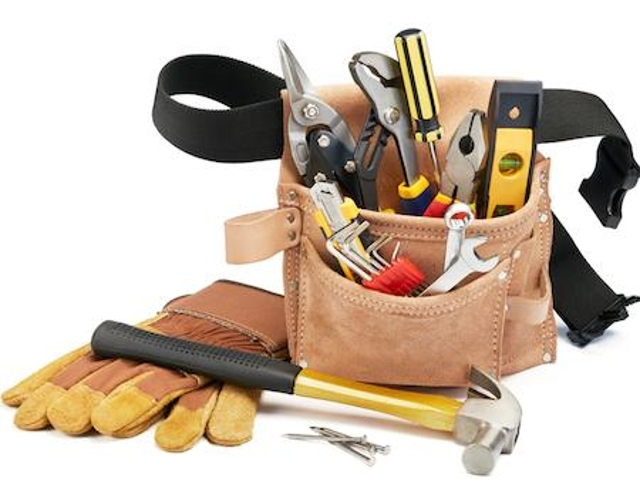 Most Used Tools